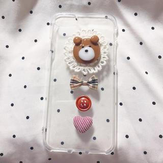 くまさんiPhoneケース