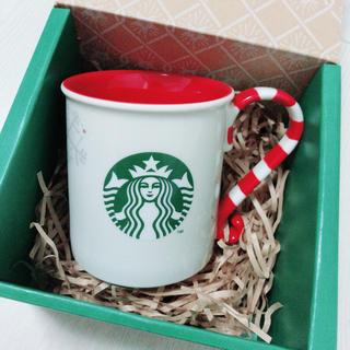 スターバックスコーヒー(Starbucks Coffee)のスターバックス マグカップ クリスマス 2018(マグカップ)