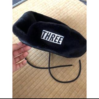 パメオポーズ(PAMEO POSE)の美品帽子(ハンチング/ベレー帽)