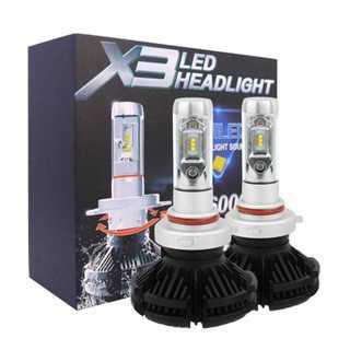 12000lm X3 LEDバルブ ヘッドライト HB4(汎用パーツ)