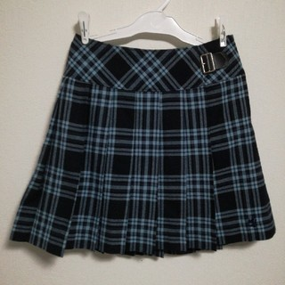 ザスコッチハウス(THE SCOTCH HOUSE)のThe Scotch House スカート 150A プリーツ お出掛けチェック(スカート)