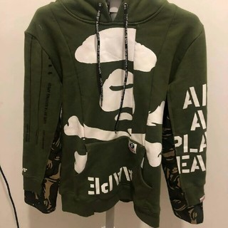 A BATHING APE - Aape  パーカー