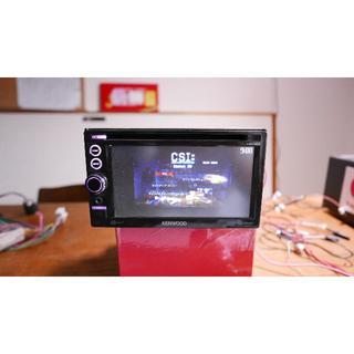 KENWOOD MDV-313 ナビ ビデオ ワンセグ(カーナビ/カーテレビ)
