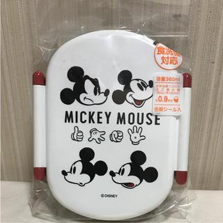 ディズニー(Disney)のミッキー☆ランチボックス  お弁当箱(弁当用品)