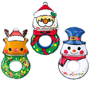 クリスマス ♥ ハンドベル 全3種(がらがら/ラトル)