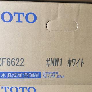 トウトウ(TOTO)のTOTO ウォシュレット便座 TCF6622 ホワイト(その他)