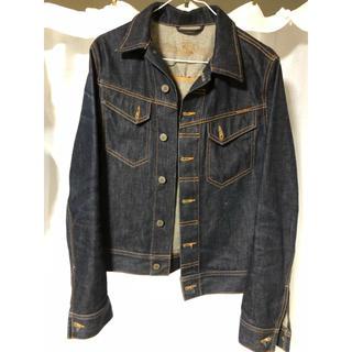 ヌーディジーンズ(Nudie Jeans)のデニムジャケット Gジャン nudie jeans(Gジャン/デニムジャケット)