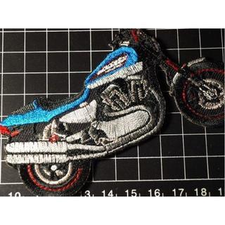 ハーレーダビッドソン(Harley Davidson)のアイロンワッペン★スポーツスター★XR1200(装備/装具)
