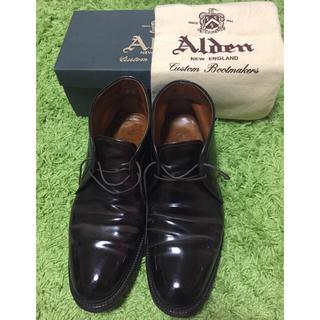 オールデン(Alden)のオールデン チャッカーブーツ 1339 (ブーツ)