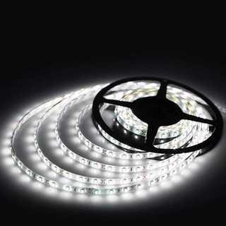12V高輝度LEDテープライト SMD 2835 3528 5M 白(蛍光灯/電球)