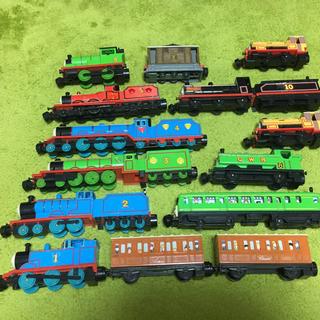 BANDAI - トーマス電車 セット14台