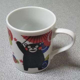くまモン 和柄マグカップ ◆新品未使用◆(キャラクターグッズ)