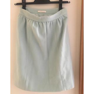 エムプルミエ(M-premier)のエムプルミエ  冬素材の素敵なスカート(ひざ丈スカート)