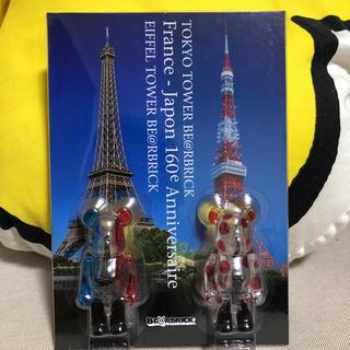 BE@RBRICK 東京タワー ベアブリック エッフェル塔 メディコムトイ