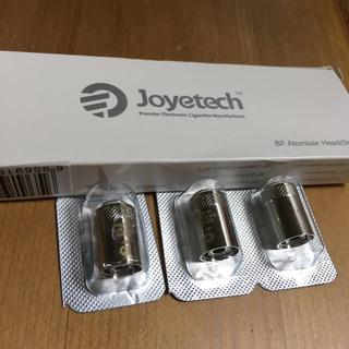 ジョイテック(Joyetech)のJoyetech BF SS316-0.6ohm MTL 3個(タバコグッズ)