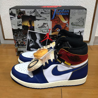 NIKE - Air Jordan 1 Retro Hi UNION Los Angeles