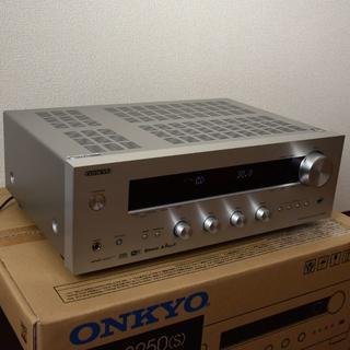 オンキヨー(ONKYO)の美品 ONKYO TX-8250 ネットワークステレオレシーバー(アンプ)