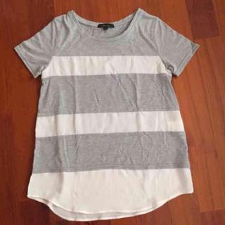 アンドバイピーアンドディー(&byP&D)のTシャツ(Tシャツ(半袖/袖なし))