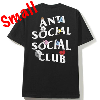 ボウダンショウネンダン(防弾少年団(BTS))のASSC x BT21 コラボ Tシャツ(Tシャツ(長袖/七分))
