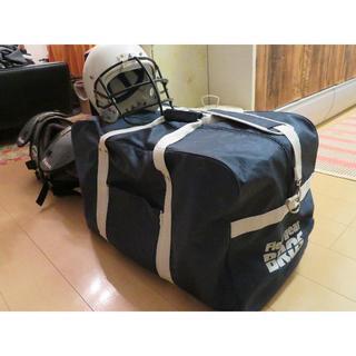 アメフト ダッフルバッグ アメリカンフットボール(アメリカンフットボール)