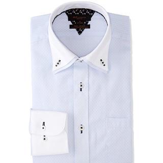 タカキュー(TAKA-Q)の【新品未使用】タカキュー  ボタンダウンシャツ(シャツ)