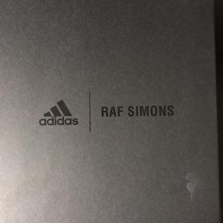 ラフシモンズ(RAF SIMONS)のRAF simons ozweego adidas(スニーカー)