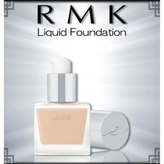 RMK - RMK リクイド ファンデーション SPF14 PA++ 30ml