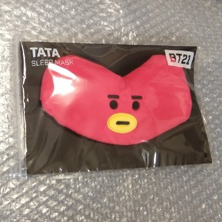 BT21 公式 未開封 TATA アイマスク
