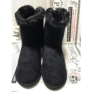 シマムラ(しまむら)のしまむら ハリスツイード 2WAYブーツ Mサイズ(ブーツ)