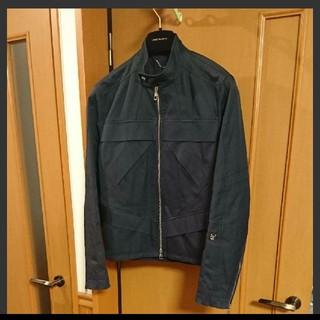 ルイヴィトン(LOUIS VUITTON)のクーポン期間限定大幅お値下げ正規品Louis Vuittonライダースジャケット(ライダースジャケット)