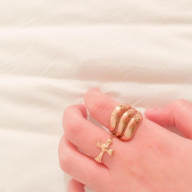 Grimoire(グリモワール)の❁ Vintage rétro antique Ring レディースのアクセサリー(リング(指輪))の商品写真