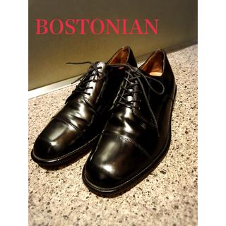 オールデン(Alden)のBOSTONIAN ボストニアン ストレートチップ 9.5表記 27.5㎝(ドレス/ビジネス)