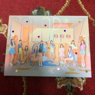 アイズ・プロジェクト(AIZU PROJECT)のIZ*ONE COLOR*IZ韓国版CD(K-POP/アジア)