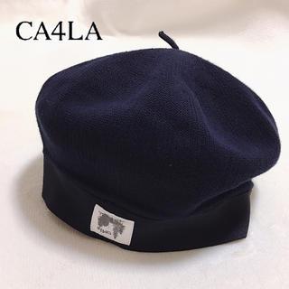 カシラ(CA4LA)のca4la サマーベレー帽(ハンチング/ベレー帽)