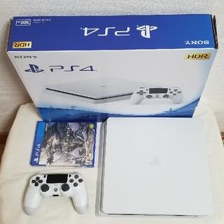 プレイステーション4(PlayStation4)のps4 本体(家庭用ゲーム機本体)