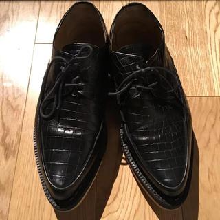 アンダーカバー(UNDERCOVER)のアンダーカバー  シャークソール 短靴 革靴(ドレス/ビジネス)
