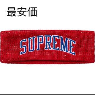 シュプリーム(Supreme)のNew Era® Sequin Arc Logo Headband(その他)