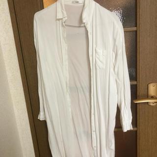 オズモーシス(OSMOSIS)のロングシャツ(シャツ/ブラウス(長袖/七分))