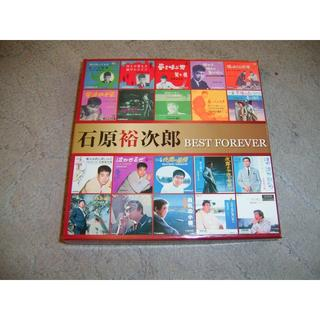 CD 石原裕次郎 BEST FOREVER Disc4枚各20曲 全80曲入り(演歌)