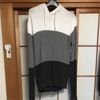 ニコアンド(niko and...)の★ Cathy's closet ニットパーカー ★(パーカー)