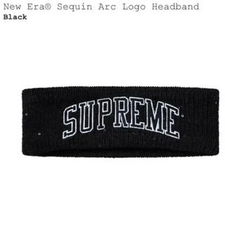 シュプリーム(Supreme)のSupreme newera sequin arc logo head band(バンダナ/スカーフ)