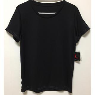しまむら  スポーツTシャツ ブラック 黒 M