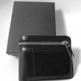 ディオールオム(DIOR HOMME)のディオールオム 二つ折り財布 ウォレット(折り財布)