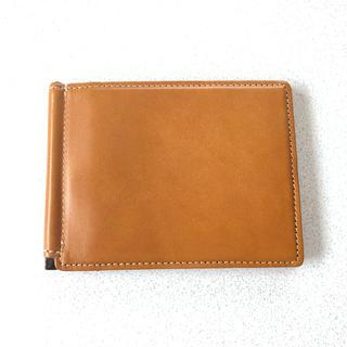 ノーマディック(NOMADIC)の【美品】ノーマディック  nomaplus 薄型財布(折り財布)