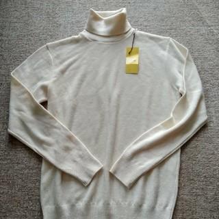 タケオキクチ(TAKEO KIKUCHI)のタケオキクチ ハイネックセーター 未使用(ニット/セーター)