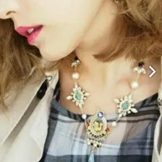 ジュジュ(joujou)の★即完売品★joujouジュジュ SWANシリーズ ネックレス (ネックレス)