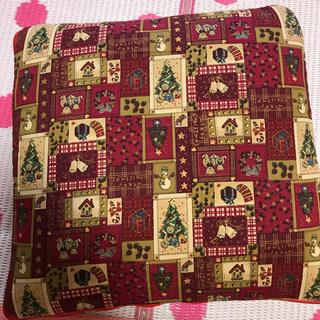 アフリカタロウ(AFRICATARO)のアフリカタロウ 赤ちゃん布団 クッション クリスマス(ベビー布団)