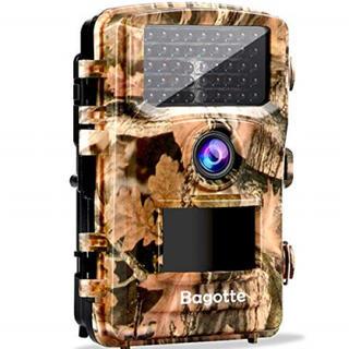 トレイルカメラ 1080PフルHD 1200万画素防犯カメラ(防犯カメラ)