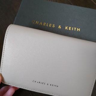 チャールズアンドキース(Charles and Keith)の新品★CHARLES&KEITHミニ財布(財布)