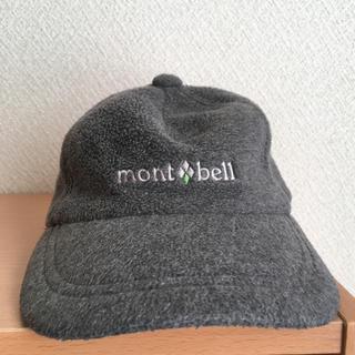 モンベル(mont bell)のキャップ(冬用)(帽子)